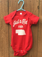 Just A Kid Onesie