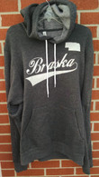 Bella Canvas hoodie.  Softest thing you'll ever wear.