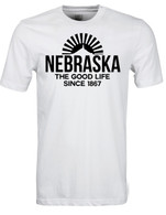 Nebaska Good Life (White)