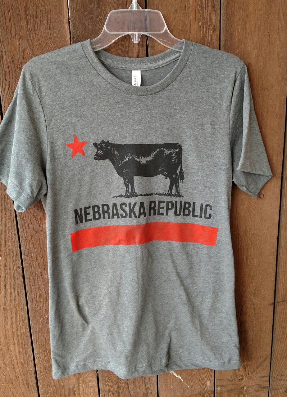 9538b985324 Nebraska Republic. Price   22.00. Image 1