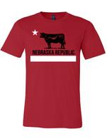 c7308dbdf7f Nebraska Republic Hat (red) - bbbprinting.com