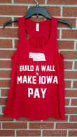 Build A Wall womens tank