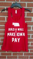 Build A Wall womens tank