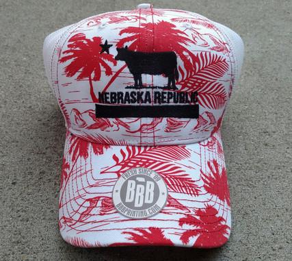 Sweet-ass Richardson brand curved bill, snap back hat.