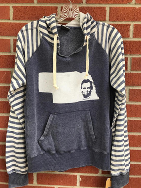 Super cool women's hoodie.  Be careful, it runs really small.  Order up at least 1 size...probably 2