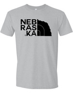 The Nebraska Face (white)