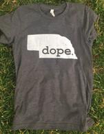 Dope Nebraska unisex t-shirt