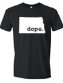 Super soft, super awesome Bella Canvas t-shirt.  It's dope.