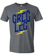 The Leg (Blue)