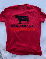 Nebraska Republic Redout t-shirt