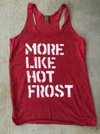 Hot Frost womens tank