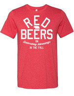 Red Beers t-shirt