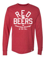 Red Beers long sleeve Champion