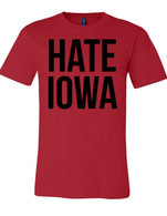 Hate Iowa youth t-shirt