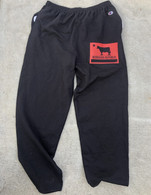 Nebraska Republic sweatpants (black)