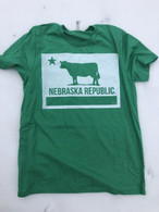 Nebraska Republic St. Pat Flag