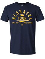 Nebraska Tough Navy (youth)