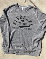 Nebraska Tough Crewneck