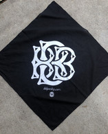 22x22 100% cotton bandana