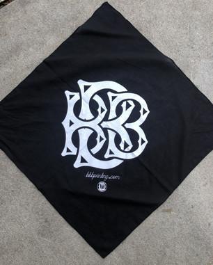 22x22 100% cotton bandana