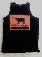 Nebraska Republic Flag bro tank