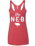 The N-E-B womens tank