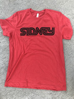 Sidney Retro (red) (youth)