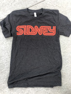 Sidney Retro (charcoal) (youth)