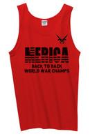 Merica Red Bro Tank