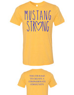 Mustang Strong t-shirt (yellow)