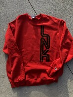 LNK Retro crewneck (red)