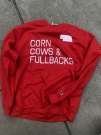 Corn, Cows, Fullbacks crewneck