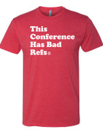 Bad Refs red