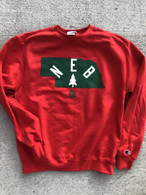 Nebraska Christmas crewneck