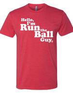 Run The Ball Guy (red)