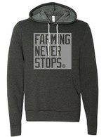 Farming Never Stops hoodie