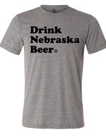 Drink Nebraska Beer