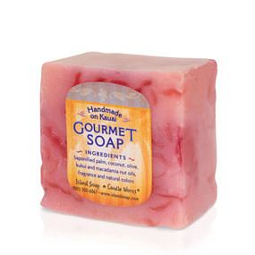 Plumeria Scented Soap from Hawaii