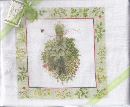 Dish Towels- Herbs Set2