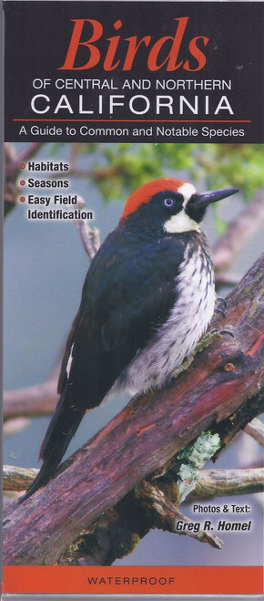 Field guide for Birds of Calif.