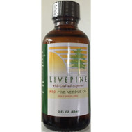 Live Pine Oil- [Red Pine] 2 oz.
