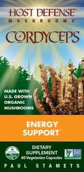 Cordycep Mushroom -60 caps