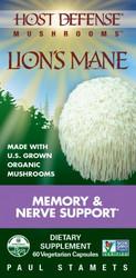 Lion's Mane Mushroom- 60 caps