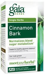 Cinnamon Bark- 60 caps