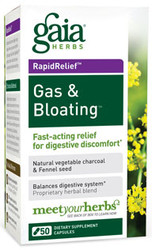 Gas & Bloating- 50 caps