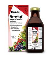 Floradix- Iron & Herbs- 8.5 oz.