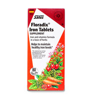 Floradix Iron and Herbs- 80 Tablets