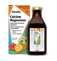 Floradix Calcium Magnesium 8.5 oz