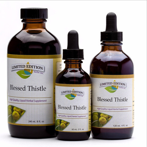 Blessed Thistle- 2 oz. tincture