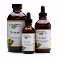 Olive Leaf - 4 oz tincture- Multi Track [no alcohol]